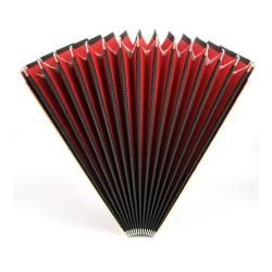 Meh za diatonično harmoniko 38x20 / C - P11-K14