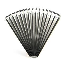 Meh za diatonično harmoniko 38x20 / C - P6-K14