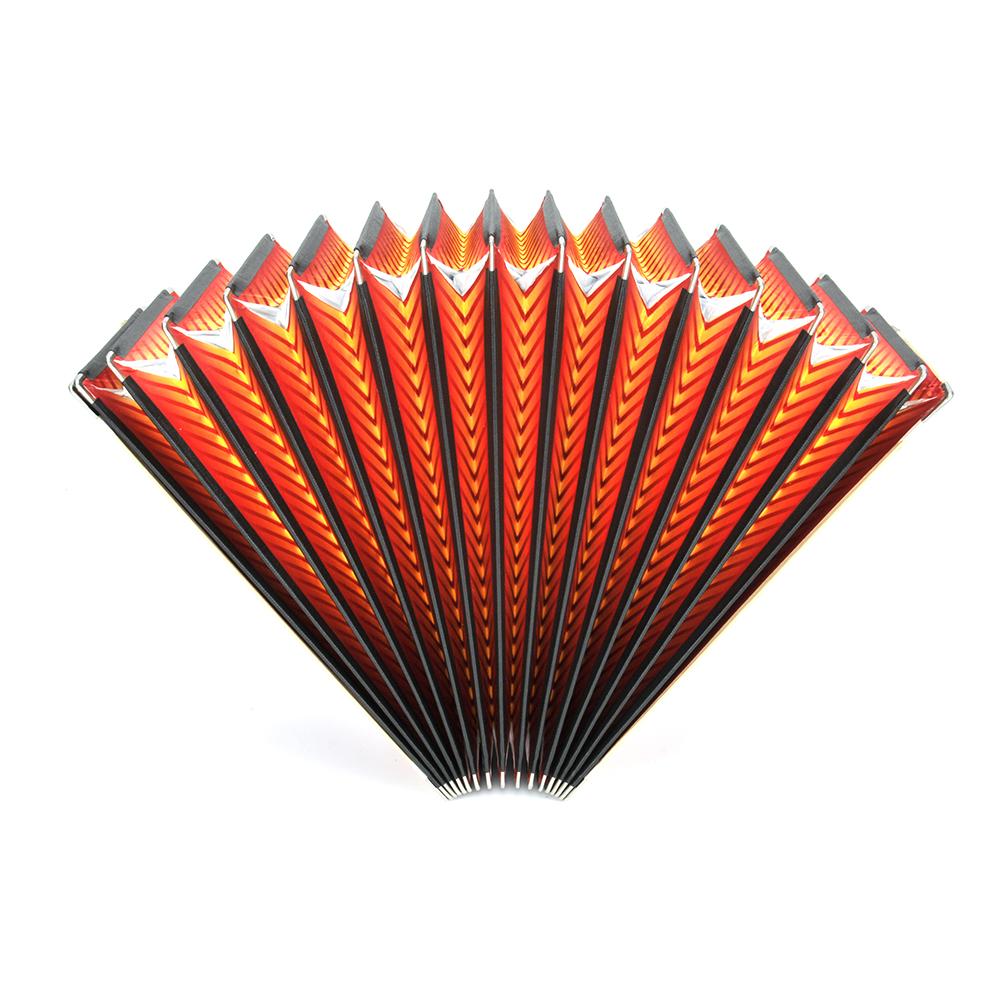 Meh za diatonično harmoniko 38x20 / I - D4-RURD-K13
