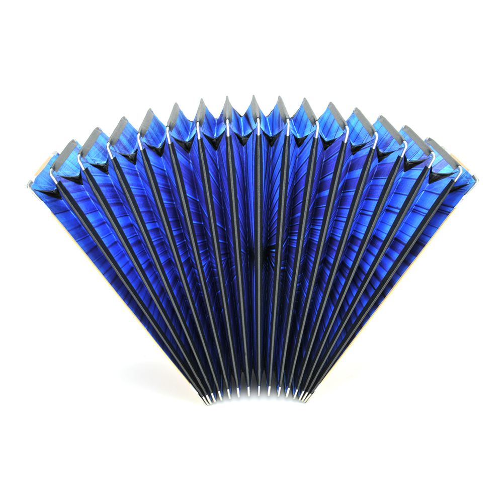 Meh za diatonično harmoniko 38x20 / I - D7-MOCR-K13