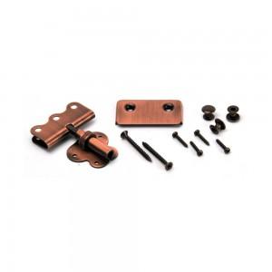 Bass strap adjustment mount kit - old copper