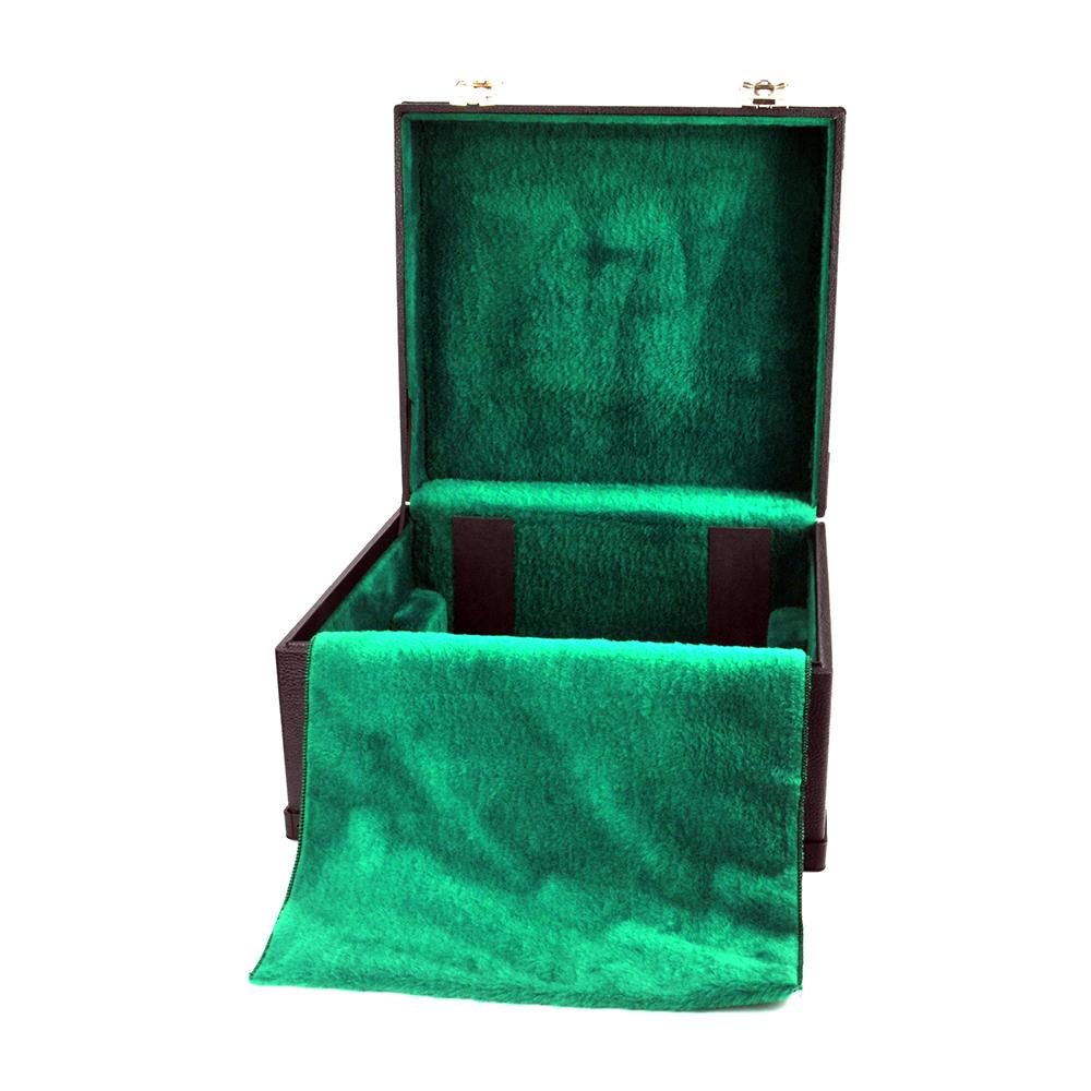 Kovček za diatonično harmoniko - 34 cm x 20 cm - K3